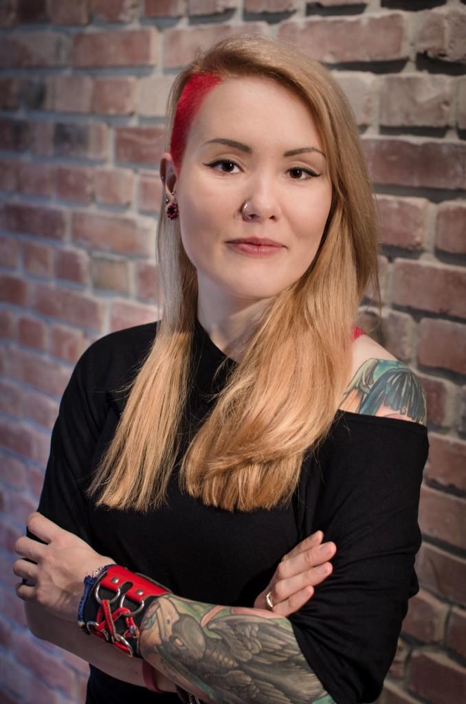 Anita Demianowicz Portret