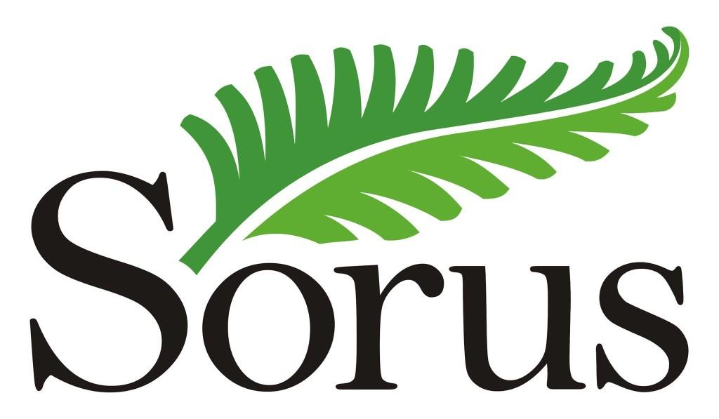 Sorus nowe logo